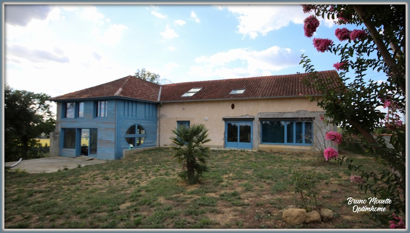 Maison de campagne de 159  m2 - Marciac (32230)