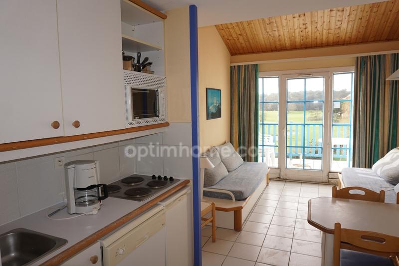 Appartement en résidence de 28  m2 - Talmont-Saint-Hilaire (85440)