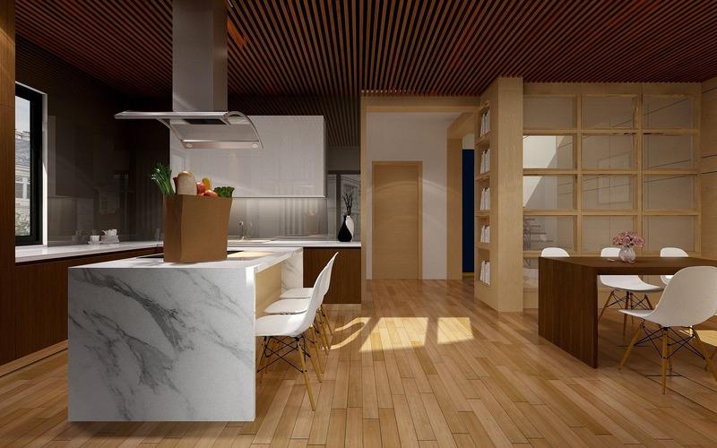 Maison en frais réduits de 95  m2 - Lyon (69005)