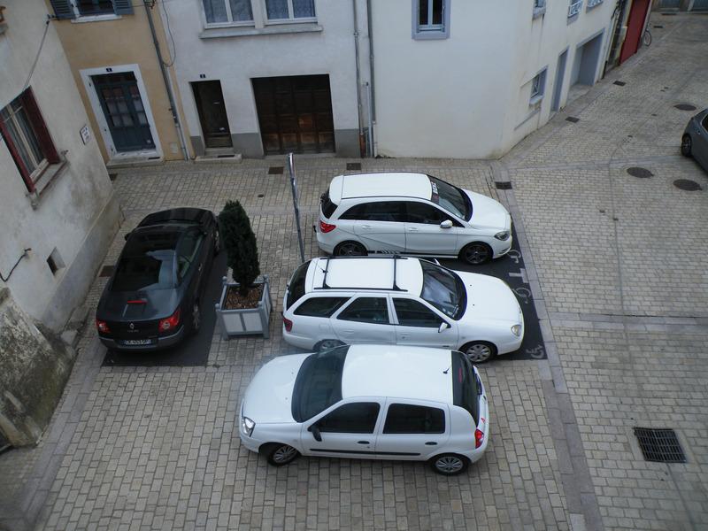 Appartement ancien de 20  m2 - Issoire (63500)