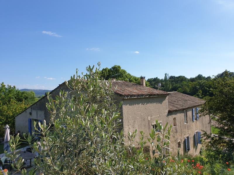 Maison en pierre de 290  m2 - Forcalquier (04300)