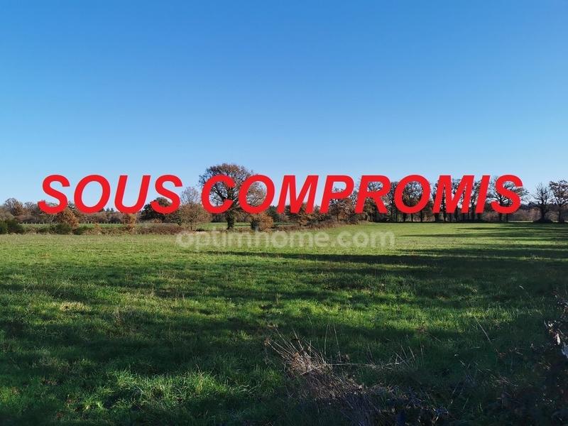 Terrain agricole de   m2 - Cieux (87520)