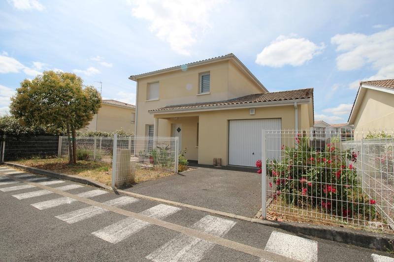 Maison individuelle de 127  m2 - Saint-Médard-en-Jalles (33160)