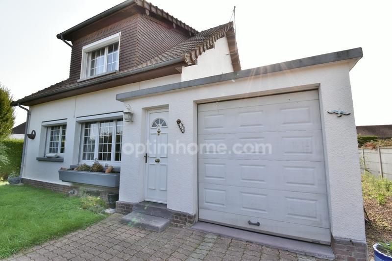 Maison de 110  m2 - Friville-Escarbotin (80130)