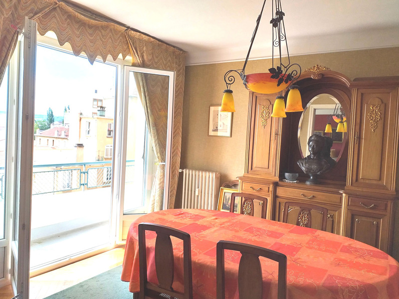 Appartement de 113  m2 - Nancy (54000)
