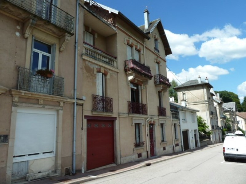 Immeuble de   m2 - Plombières-les-Bains (88370)