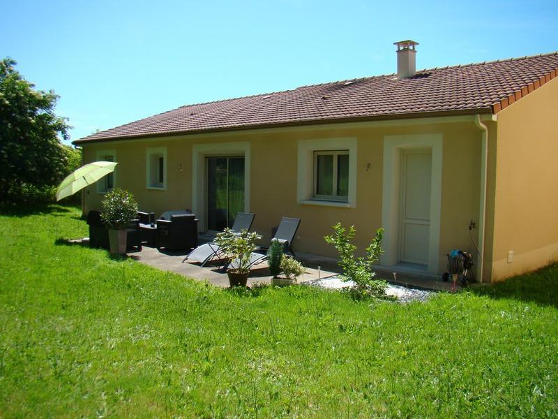 Maison plain-pied de 105  m2 - Panazol (87350)