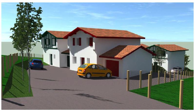 Maison de 90  m2 - Urcuit (64990)
