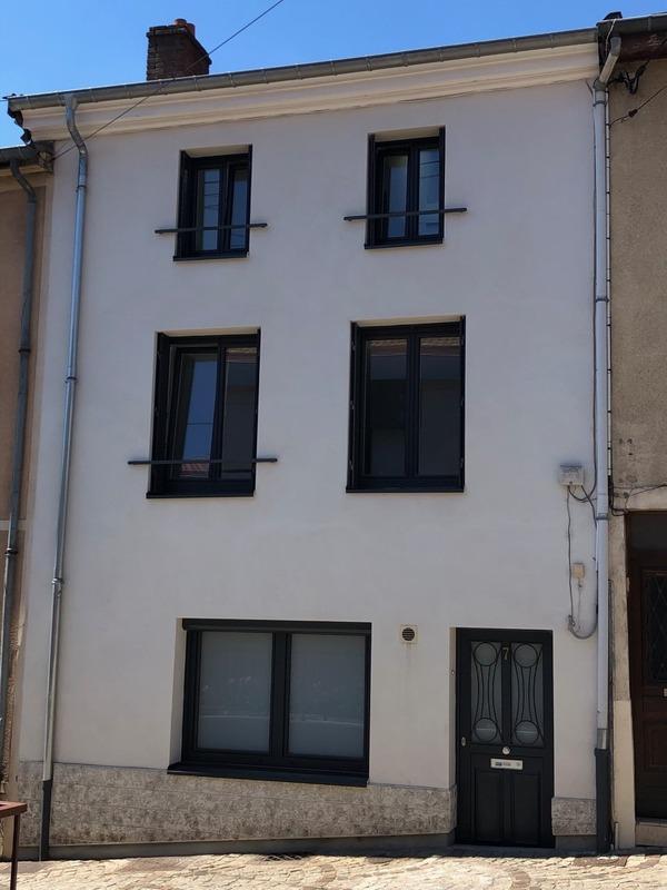 Maison de ville de 140  m2 - Laxou (54520)