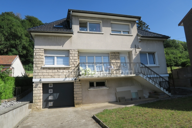 Maison individuelle de 162  m2 - Longuyon (54260)