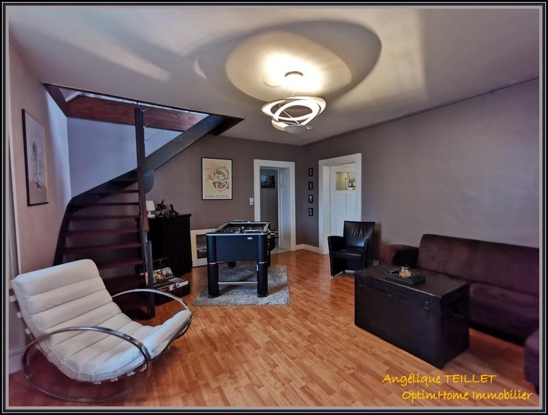 Appartement de 113  m2 - Thonon-les-Bains (74200)