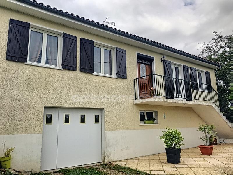 Maison de 102  m2 - Châteauponsac (87290)