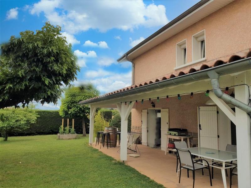 Maison de 168  m2 - Roussillon (38150)