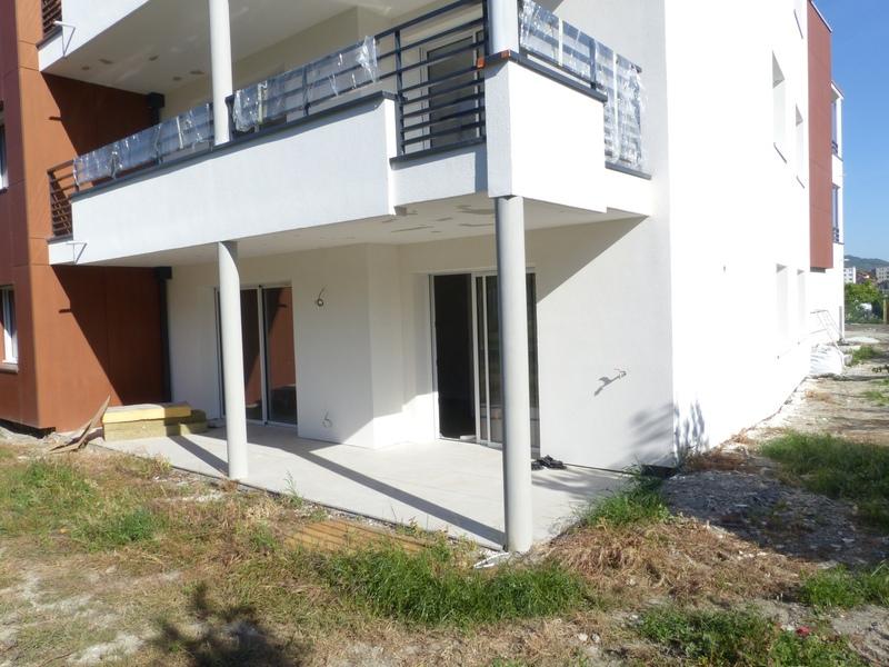 Appartement en rez-de-jardin de 77  m2 - Clermont-Ferrand (63000)