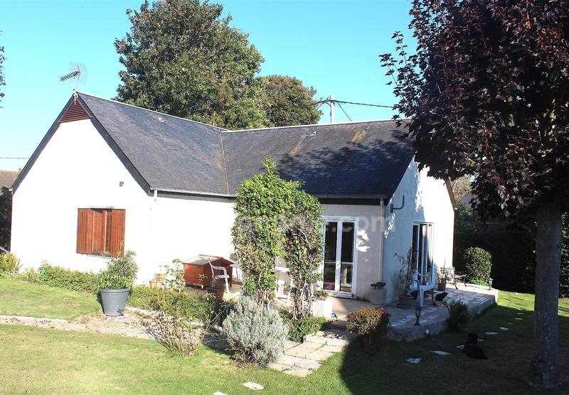 Maison de 103  m2 - Merville-Franceville-Plage (14810)