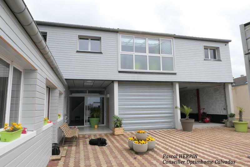 Maison contemporaine de 175  m2 - Douvres-la-Délivrande (14440)