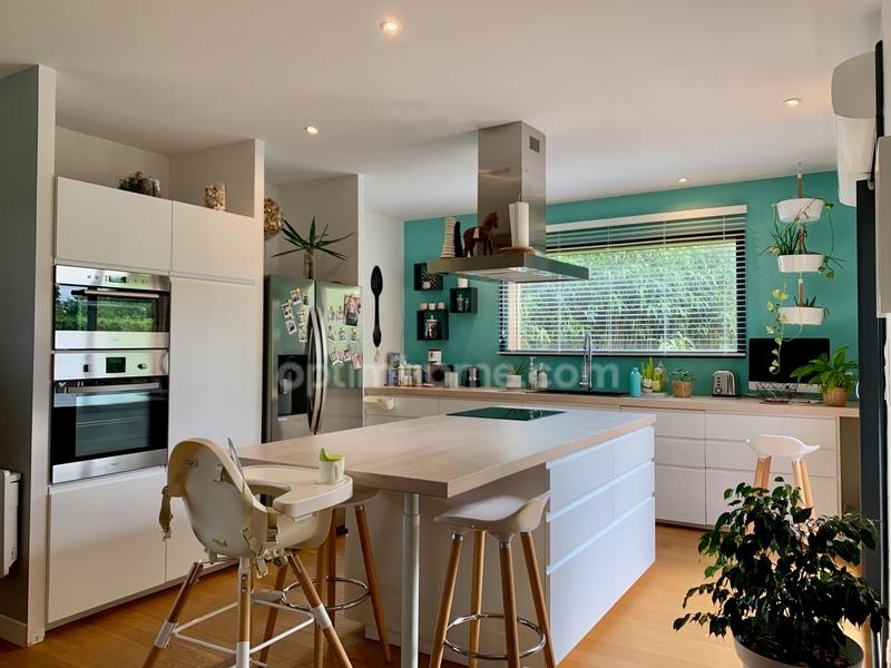 Maison à ossature bois de 164  m2 - Lacanau (33680)