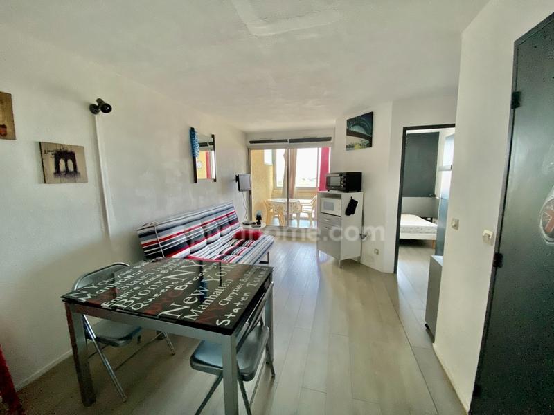 Appartement en résidence de 33  m2 - Canet-en-Roussillon (66140)