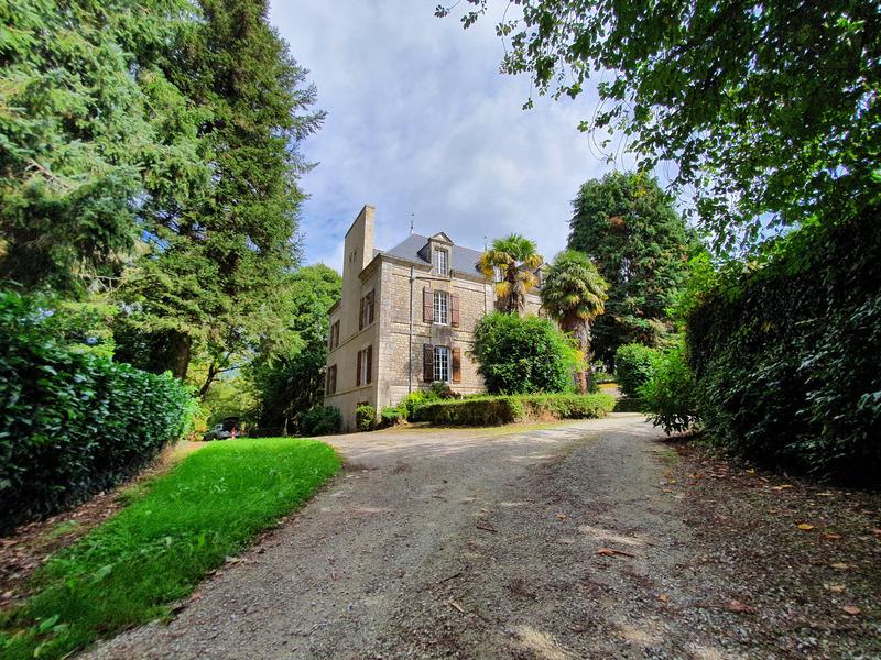 Maison de maître de 285  m2 - Saint-Barthélemy (56150)