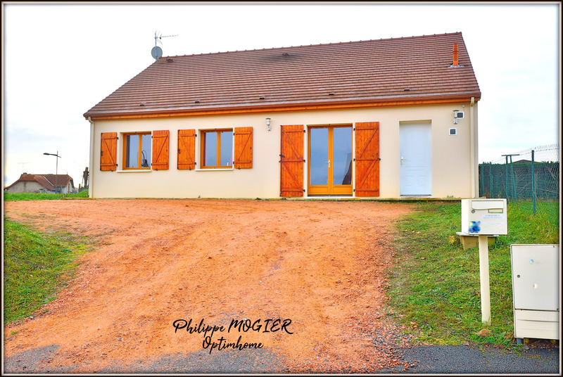 Maison individuelle de 102  m2 - Saint-Germain-des-Fossés (03260)
