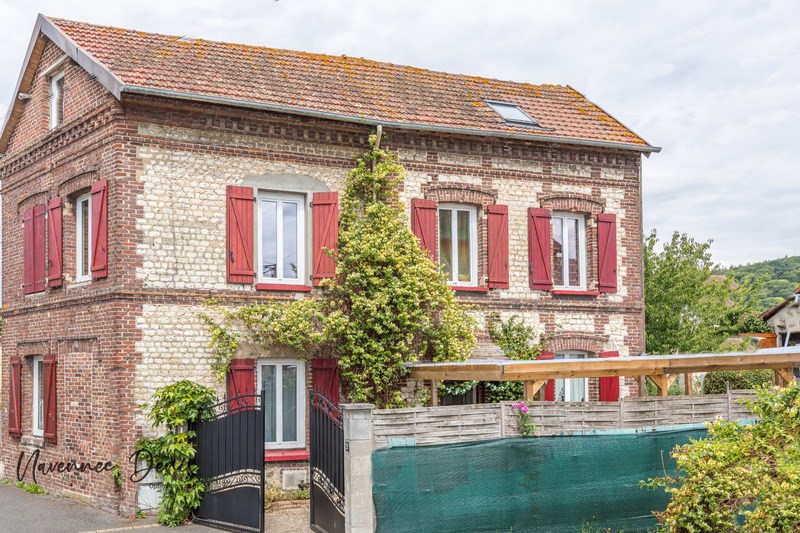 Maison de 95  m2 - Rouen (76000)