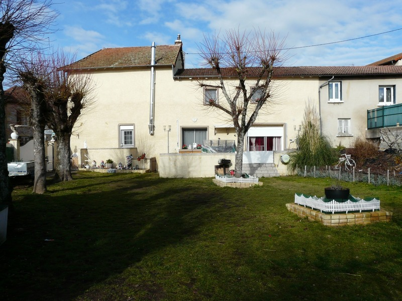 Maison de ville de 163  m2 - Chauffailles (71170)