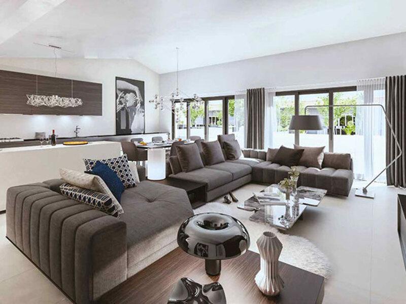 Appartement de 68  m2 - Bordeaux (33000)