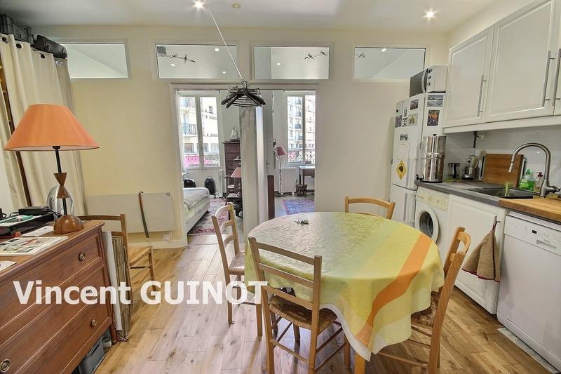 Appartement de 39  m2 - Saint-Germain-en-Laye (78100)
