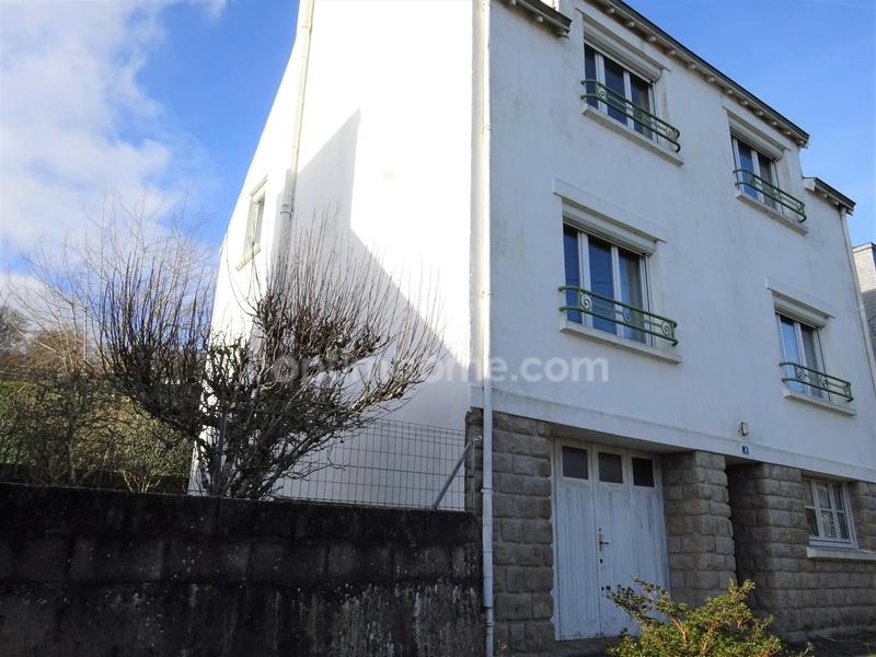 Maison de 127  m2 - Quimper (29000)
