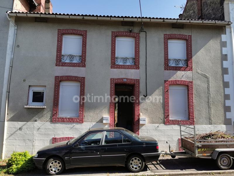 Appartement de 74  m2 - Saint-Junien (87200)
