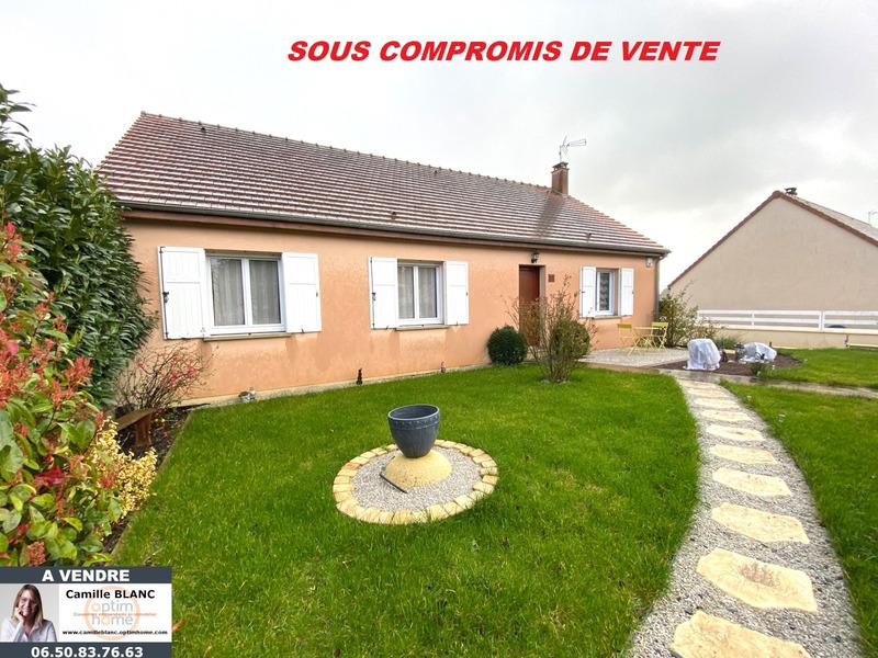 Maison plain-pied de 101  m2 - Jouy (28300)