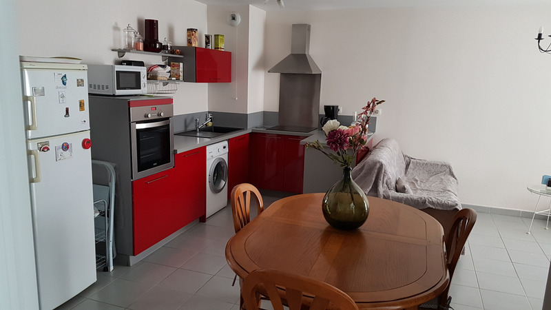 Appartement en résidence de 58  m2 - Marseille (13010)
