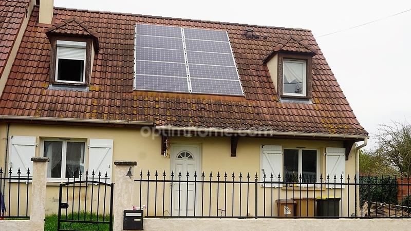 Maison de 102  m2 - Dreux (28100)