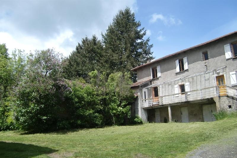 Fermette de 140  m2 - Saint-Cirgues (46210)