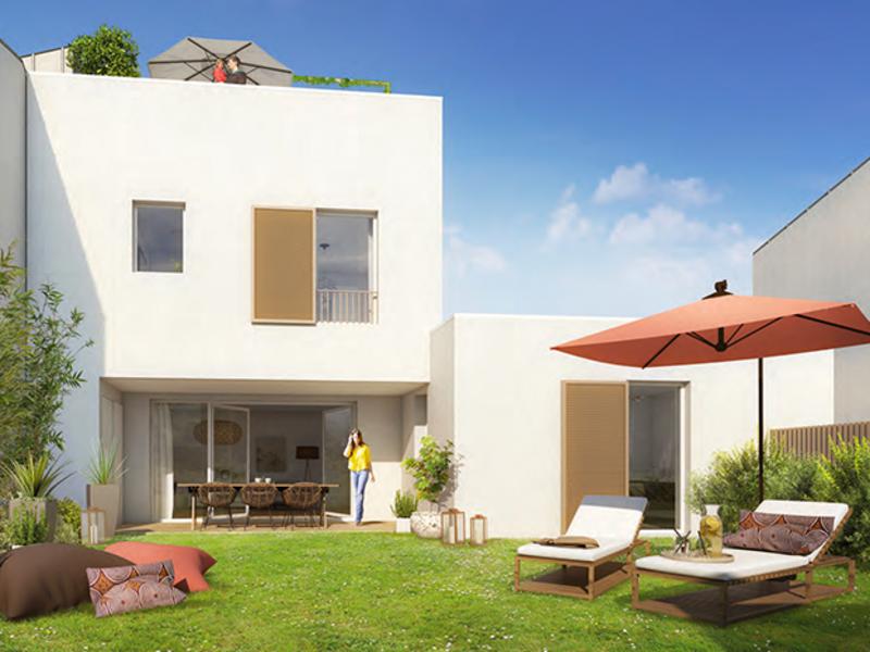 Maison de 67  m2 - Beauzelle (31700)
