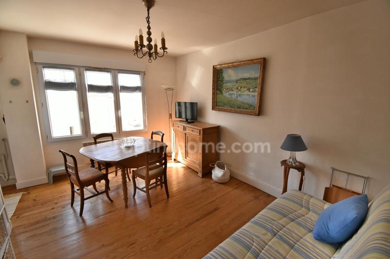 Appartement de 29  m2 - Ault (80460)