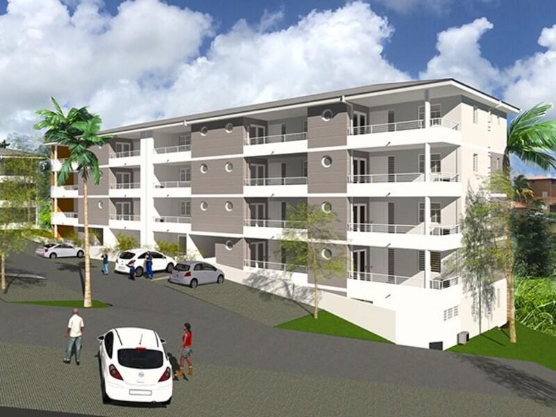 Appartement de 51  m2 - Ducos (97224)