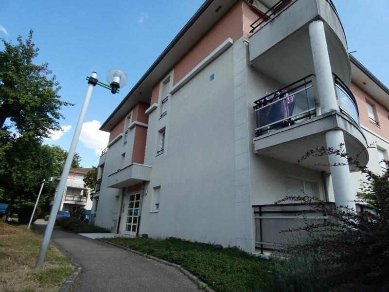 Appartement en rez-de-jardin de 36  m2 - Metz (57070)
