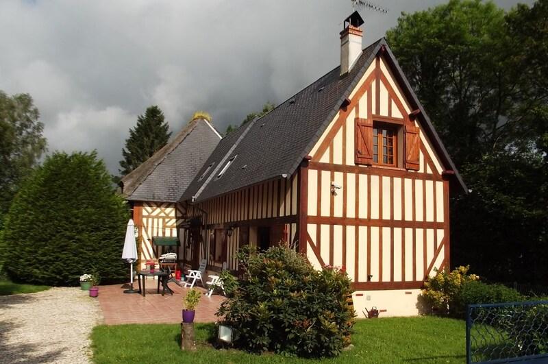 Maison de caractère de 77  m2 - Pont-l'Évêque (14130)