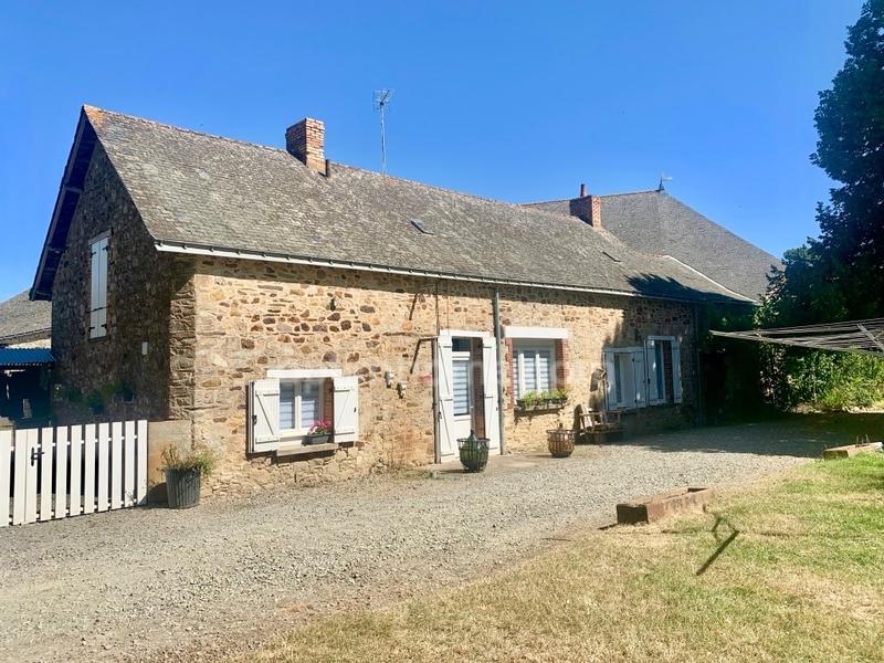 Corps de ferme de 75  m2 - Sion-les-Mines (44590)