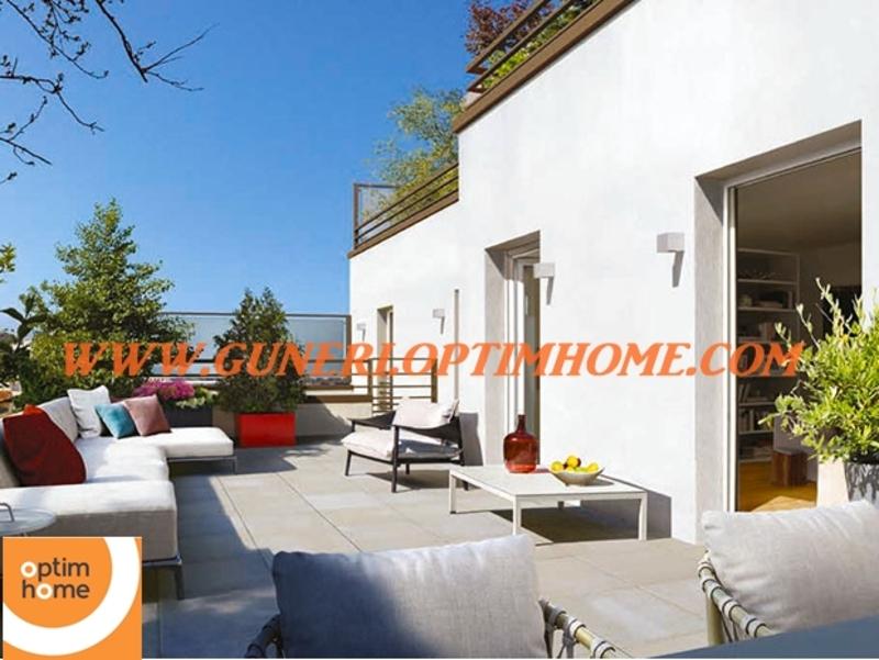 Appartement de 66  m2 - Rosny-sous-Bois (93110)