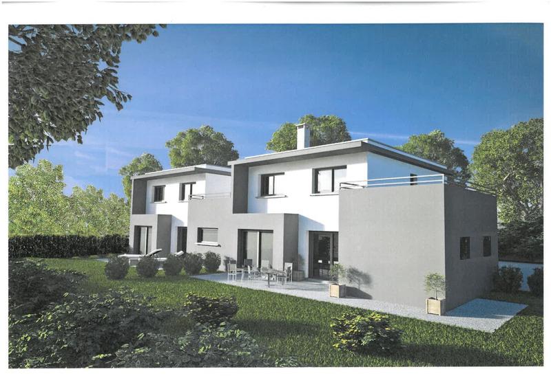 Maison mitoyenne de 110  m2 - Mouxy (73100)