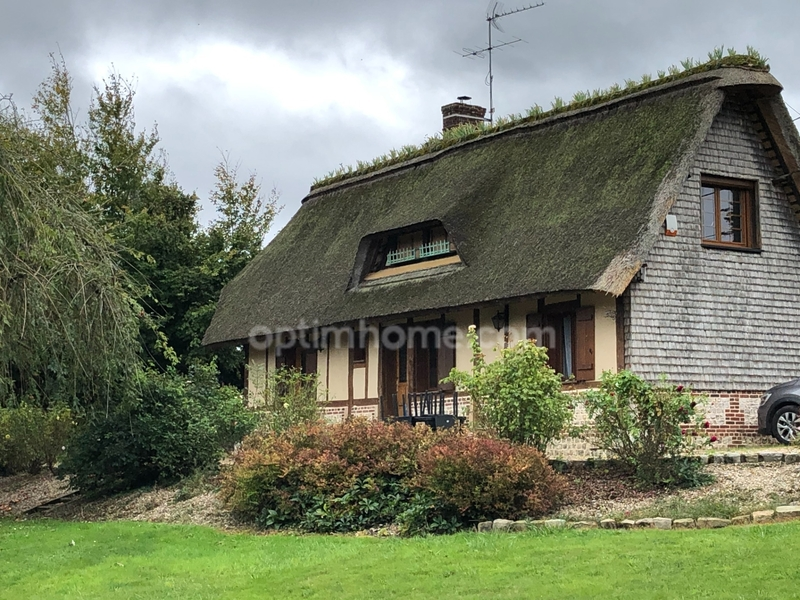 Maison de campagne de 77  m2 - Pont-Audemer (27500)