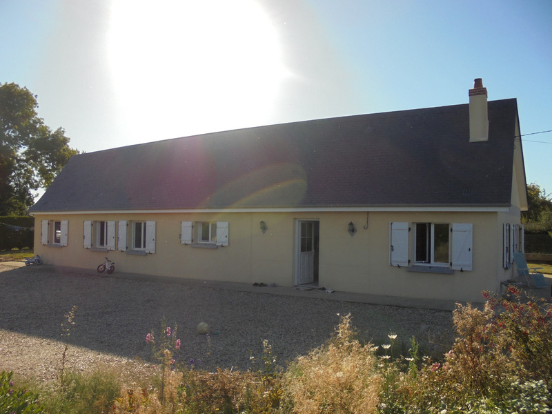 Maison de 110  m2 - Dieppe (76200)