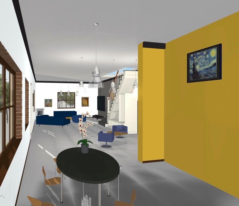 Maison de ville de 184  m2 - Cesson-Sévigné (35510)
