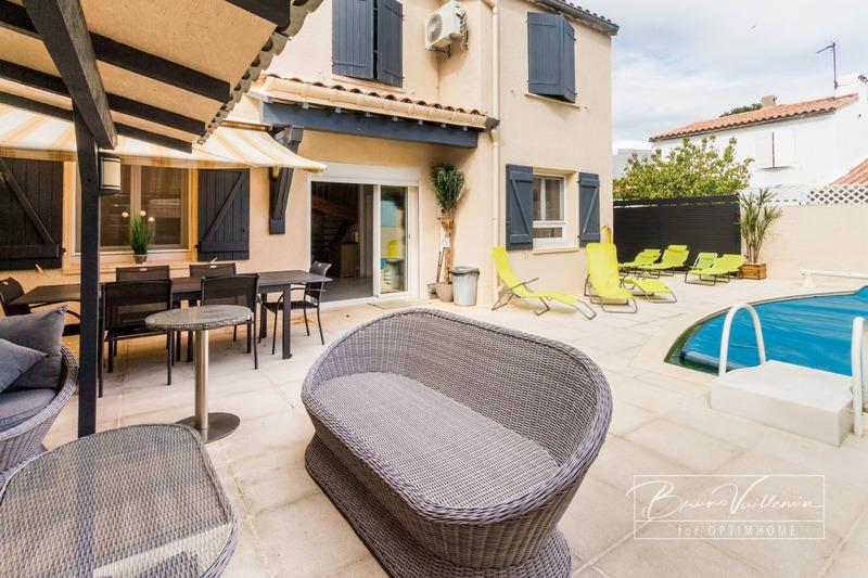 Maison individuelle de 127  m2 - Carcassonne (11000)