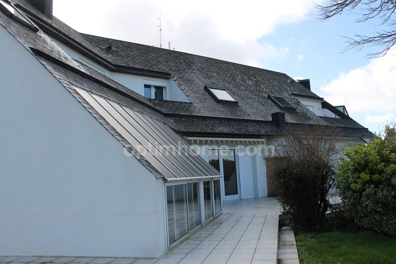 Maison contemporaine de 160  m2 - Donville-les-Bains (50350)