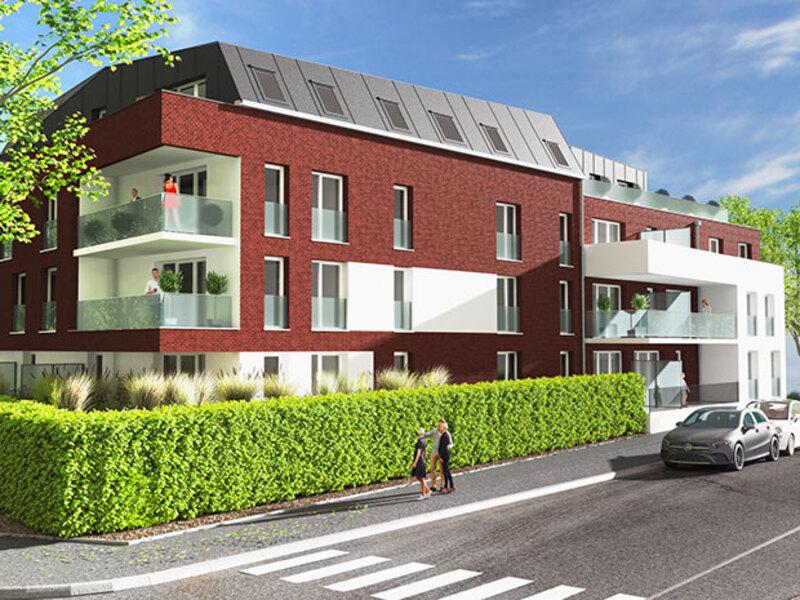 Appartement de 78  m2 - Croix (59170)