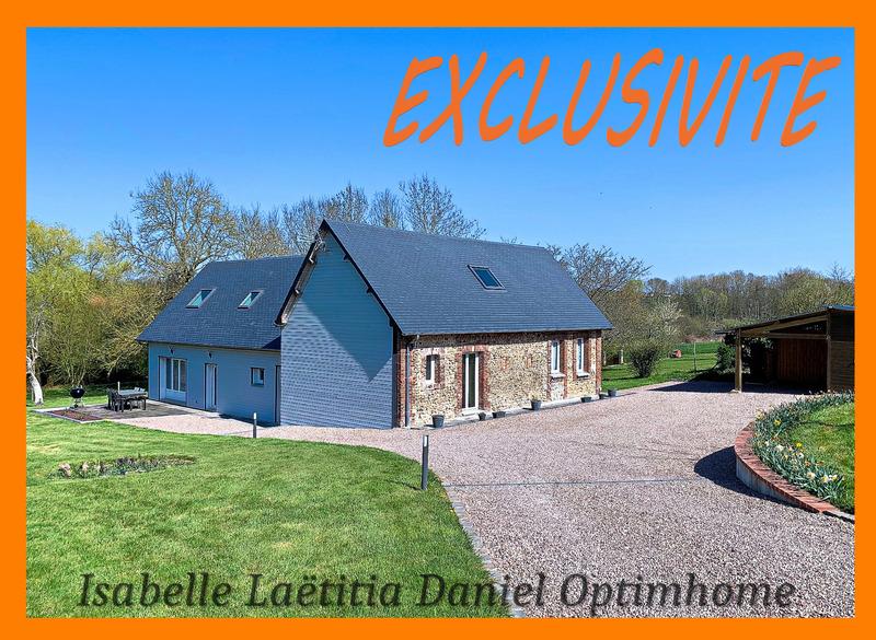 Maison contemporaine de 180  m2 - L'Aigle (61300)