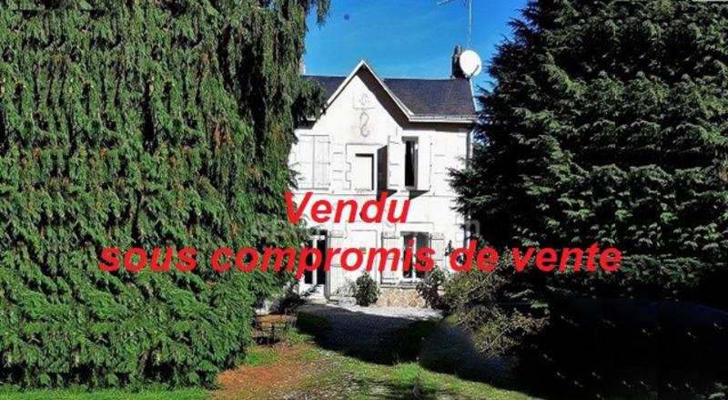 Maison de ville de 89  m2 - Limoges (87000)